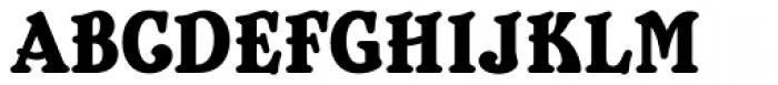 Belshaw Pro Font UPPERCASE