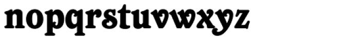 Belshaw Pro Font LOWERCASE