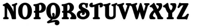 Belshaw Std Font UPPERCASE