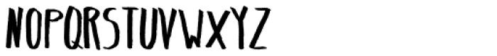 Belta Bold Font LOWERCASE