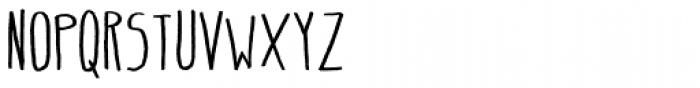 Belta Regular Font UPPERCASE