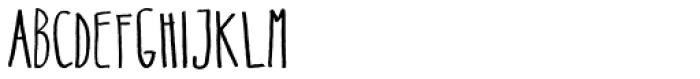 Belta Regular Font LOWERCASE