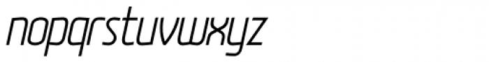 Belvedere Bold Italic Font LOWERCASE