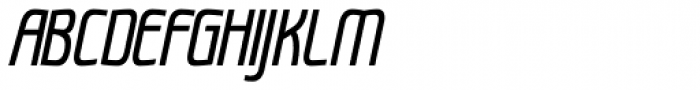 Belvedere ExtraBold Italic Font UPPERCASE