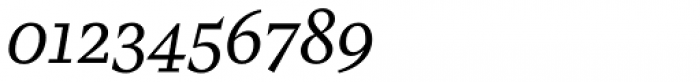 Bely Italic Font OTHER CHARS