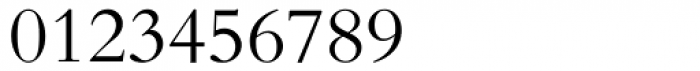 Bembo Infant Font OTHER CHARS