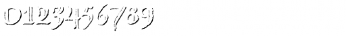 Bemol Caps Shadow Font OTHER CHARS