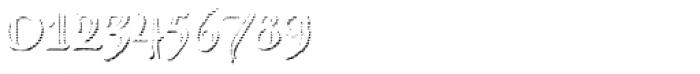 Bemol Caps Shadow2 Font OTHER CHARS