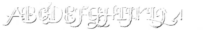 Bemol Caps Shadow2 Font UPPERCASE