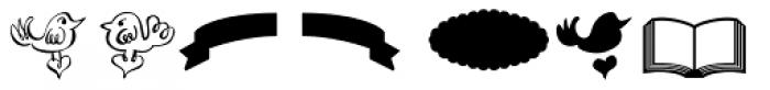 Bemol-Dingbats Font OTHER CHARS