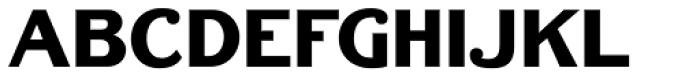 Bench Grinder Font UPPERCASE