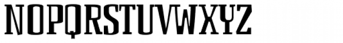 Bender Head AEF Font UPPERCASE