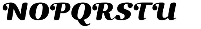 Bendita Font UPPERCASE