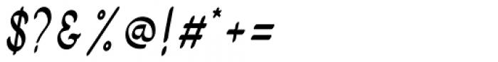 Bengawan Regular Font OTHER CHARS