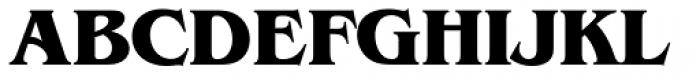 Benguiat Bold Font UPPERCASE