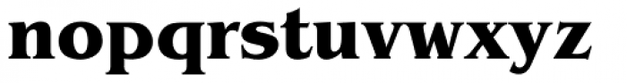 Benguiat Bold Font LOWERCASE