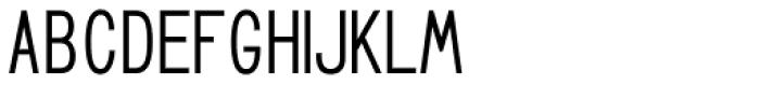 Benicassim Sans Bold Font UPPERCASE