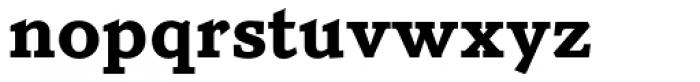 Benicia Black Font LOWERCASE
