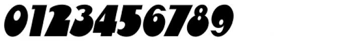 Bensonhurst Oblique JNL Font OTHER CHARS