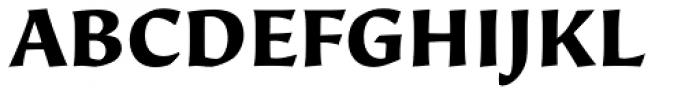 Beorcana Pro Bold Font UPPERCASE