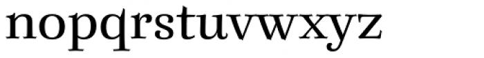 Berenjena Pro Fina Font LOWERCASE