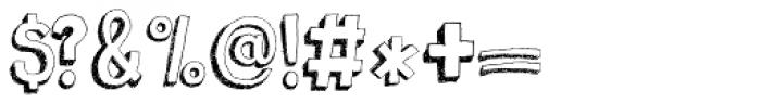 Bergelmir Font OTHER CHARS