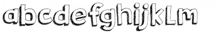Bergelmir Font LOWERCASE