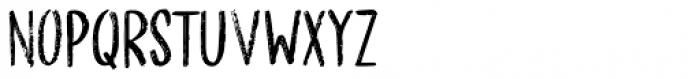 Bergie Seltzer Regular Font UPPERCASE