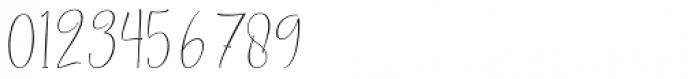Berliant Regular Font OTHER CHARS