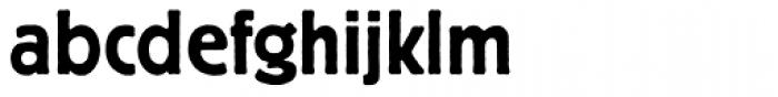 Berliner Grotesk BQ Medium Font LOWERCASE