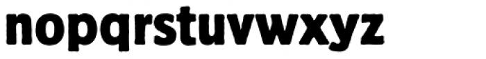 Berliner Grotesk Bold Font LOWERCASE