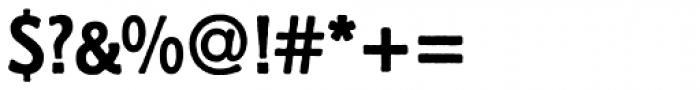 Berliner Grotesk Medium Font OTHER CHARS