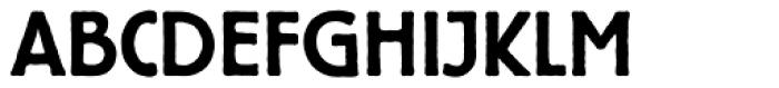 Berliner Grotesk Pro Medium Font UPPERCASE