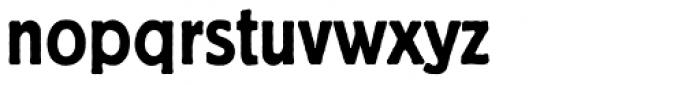Berliner Grotesk Pro Medium Font LOWERCASE