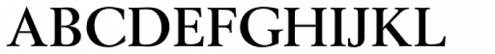 Berling SB Bold Font UPPERCASE