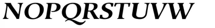 Berndal Bold Italic Font UPPERCASE