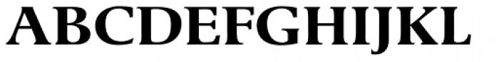 Berndal Bold Font UPPERCASE