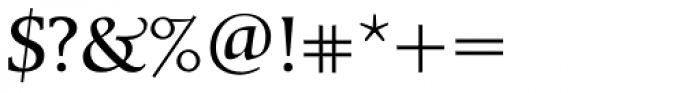 Berndal Regular Font OTHER CHARS