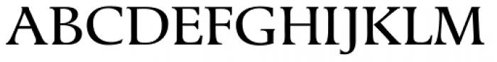 Berndal Regular Font UPPERCASE