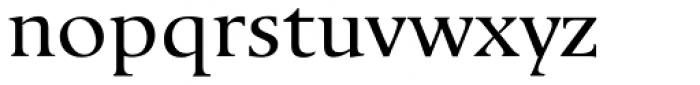 Berndal Regular Font LOWERCASE
