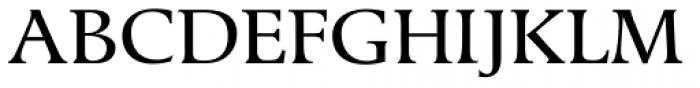 Berndal SC Font UPPERCASE