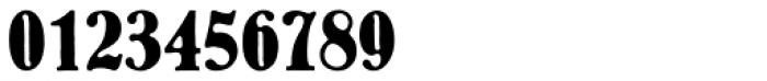 Bernhard Antique D Cond Bold Font OTHER CHARS