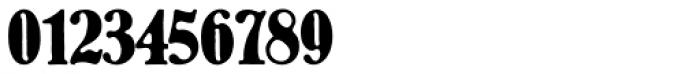 Bernhard Antique SB Bold Cond Font OTHER CHARS
