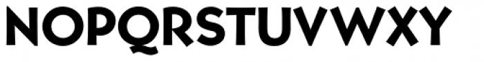 Bernhard Gothic EF Bold Font UPPERCASE