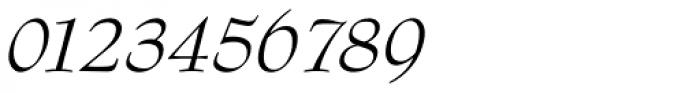 Bernhard Mod B EF Italic Font OTHER CHARS