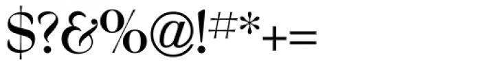 Bernhard Modern ICG Bold Font OTHER CHARS