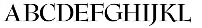 Bernhard Modern ICG Bold Font UPPERCASE