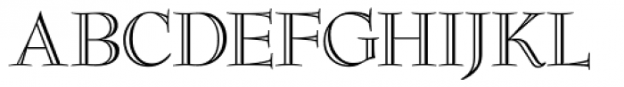 Bernhard Modern ICG Eng Font UPPERCASE