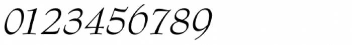 Bernhard Modern Std Italic Font OTHER CHARS