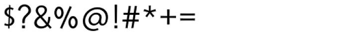 Bernhard Signature Regular Font OTHER CHARS